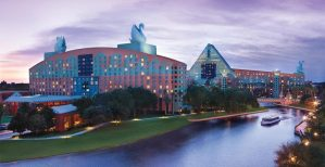Walt Disney World Swan and Dolphin Resort completes largest redesign in the resort's history