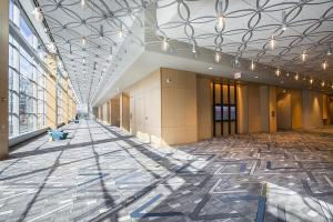 New Marriott Marquis ChicagoL 93,000-square-feet of high-tech meeting and event spac