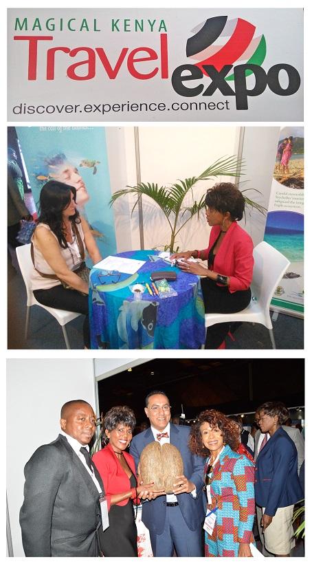 2017 Magical Kenya Travel Expo raises Seychelles profile