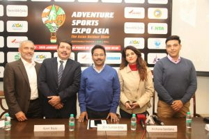 India makes first score in adventure sports tourism