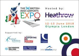 Heathrow to host British-Irish Airports EXPO