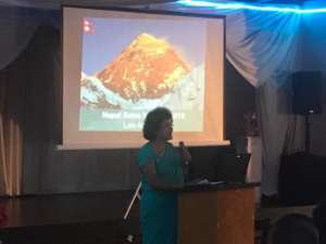 Nepal Tourism Summit Los Angeles: Travel agents were able to taste, feel and see it