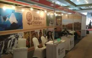 Holiday Expo: A three-day travel and tourism event opens at Vadodara, India