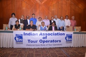 Indian Association of Tour Operators (IATO) convention: 20 million by 2020