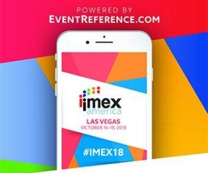 New IMEX America app: Simple & fast!