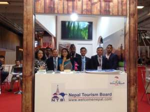 Nepal Tourism Board gets enthusiastic response at IFTM Top Resa