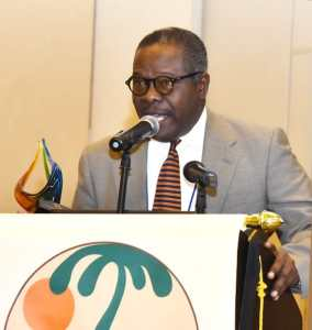 Bahamas tourism leader Earlston McPhee honored by Caribbean Tourism Organzation
