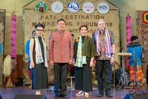 Khon Kaen welcomes nearly 300 delegates to the PATA Destination Marketing Forum 2018