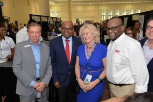 Jamaica's Tourism Minister welcomes 140 buyers to Caribbean Travel Marketplace