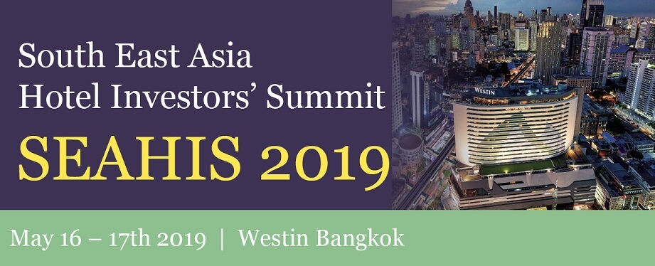 South East Asia Hotel Investors' Summit will tackle emerging challenges to regional hotel markets