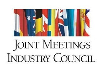 Joachim König receives 2019 Joint Meetings Industry Council Unity Award