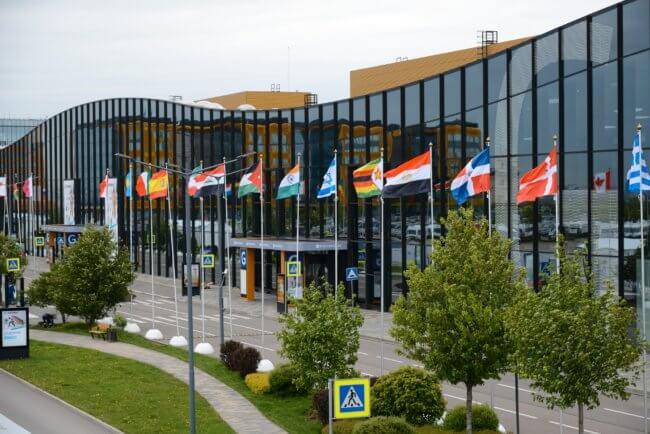 Russian Convention Bureau participated in St. Petersburg International Economic Forum
