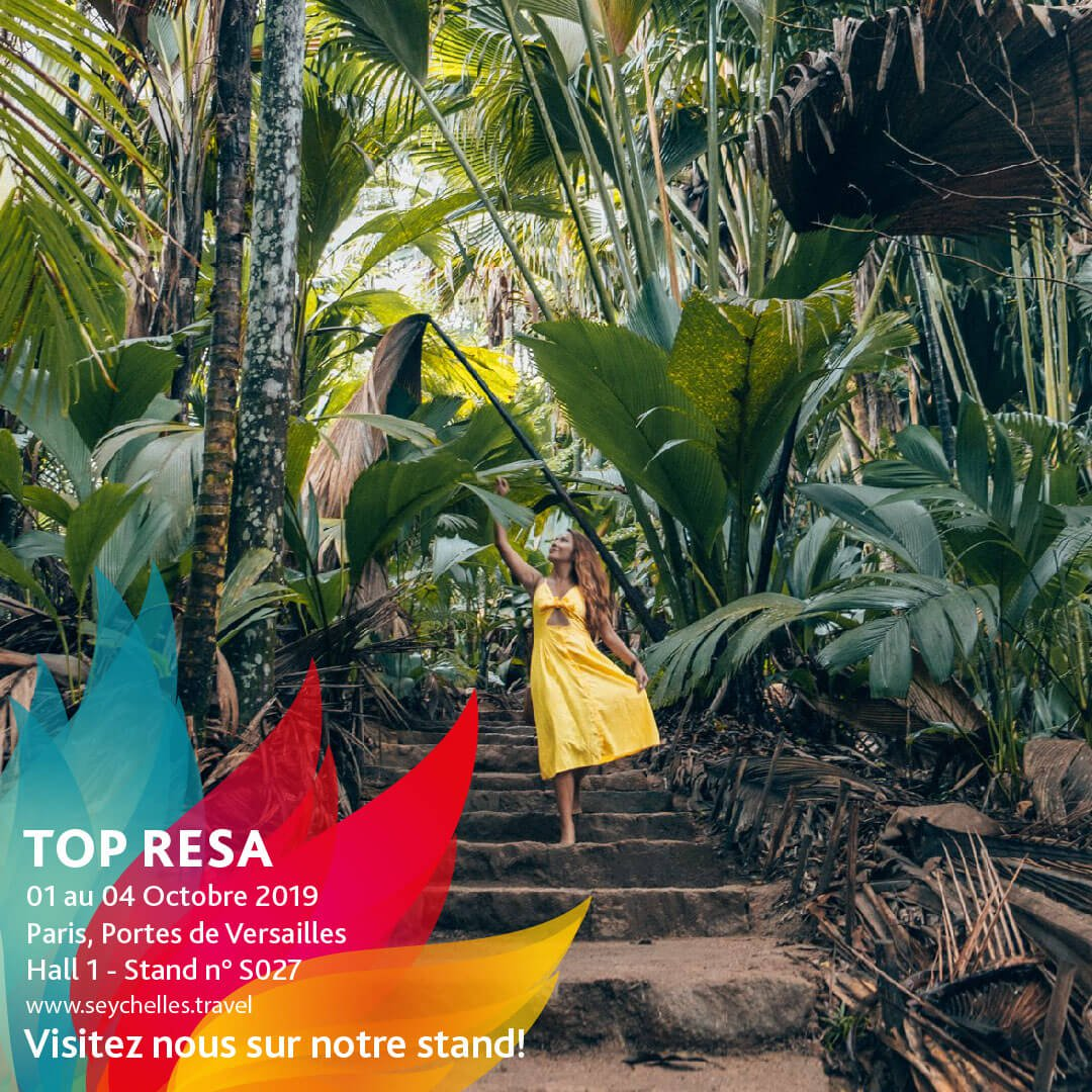 Destination Seychelles and its Trade Partners all set for IFTM Top Resa 2019