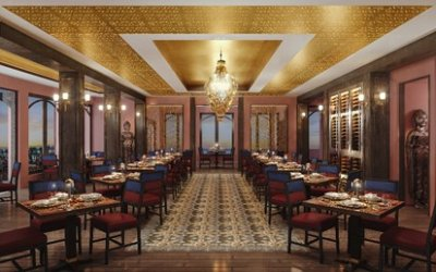 Sandals Royal Caribbean: Two New 5-Star Restaurant Concepts