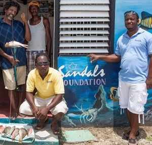 Sandals Foundation Fostering Positive Change