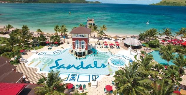Sandals Resorts Builds on Health Standards