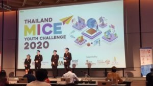 Thailand MICE: Tourism Students Shine at Contest