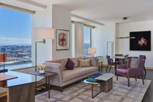 The St. Regis San Francisco Named Five-Star Hotel In Forbes Travel Guide's 2021 Star Awards