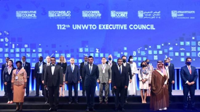 UNWTO Social Distancing Policy and Masks are a big NO