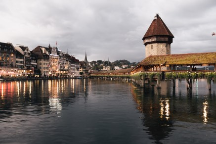 Luzern Kappelerbrücke