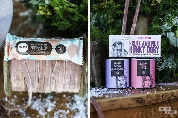 Belgische Schokoladen von Barú, The Grown Up Chocolate Company und Gewürze von JUST SPICES