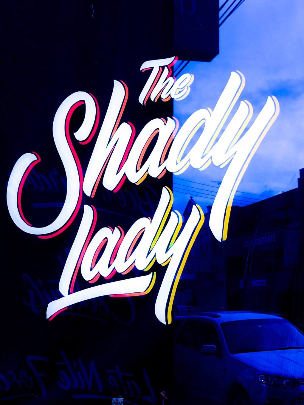 The Shady Lady, Fitzroy