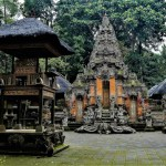 Saced Monkey Jungle temples