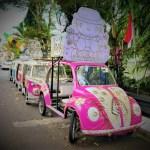 Yogyacarta cartoon cars