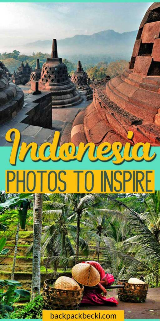 Stunning pictures of Indonesia, beautiful photos of Indonesia to give you wonderlust. Pictures of Indonesia to inspire. Beautiful destinations in South East Asia #SouthEastAsia #BeautifulDestinations #Indonesia #IndonesiaInPictures
