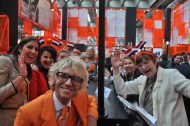 Good bye IMEX or ´Tot ziens´ as we say in Dutch. Will I meet you again next year?