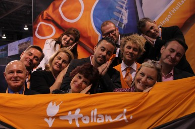 We are all dreaming of Holland!