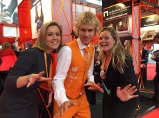 IBTM World - Team Holland doing the Orange Twist