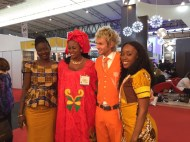 IBTM World - Love the bright colours from Senegal