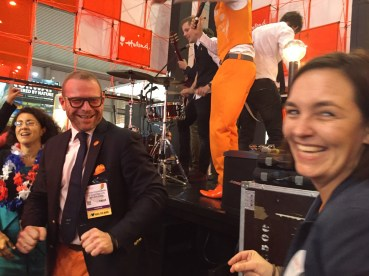 IBTM World - Postillion Holland Happy Hour