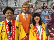 Let's meet in Okinawa at The Meetings Show UK 2016Let's meet in Okinawa at The Meetings Show UK 2016