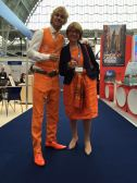 Great fashion sense all around at The Meetings Show UK 2016