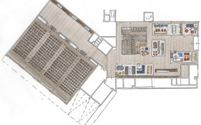 Postillion Hotel Amsterdam floor plan