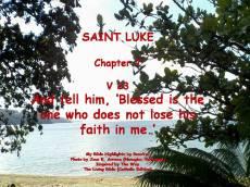 St. Luke 7.2