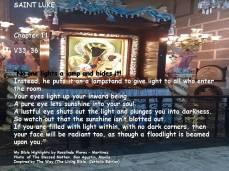 St. Luke, chapter 11.6