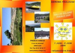 Rallye Solaire 2006