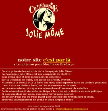 Compagnie Jolie Môme