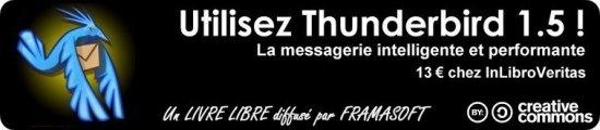 Livre libre Thunderbird