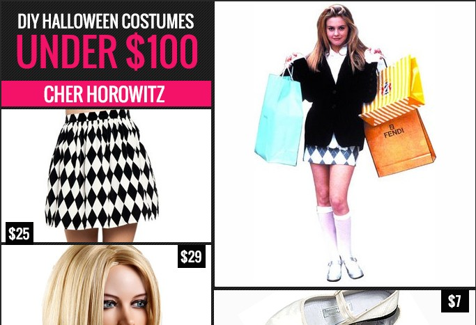 DIY Halloween Costumes Under $100: Cher Horowitz