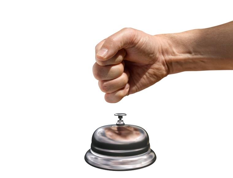 fist bell