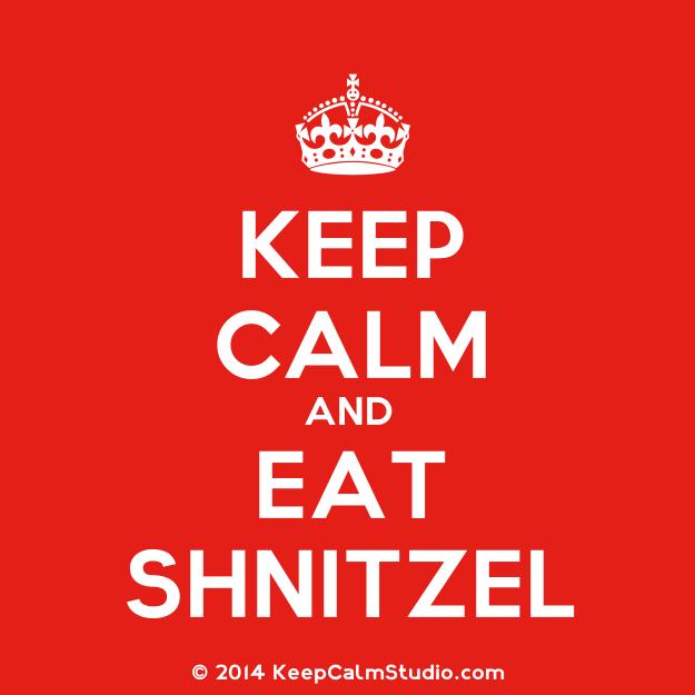 Eat Shnitzel