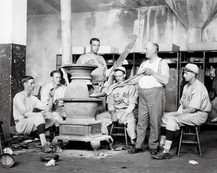 Image result for baseball hot stove