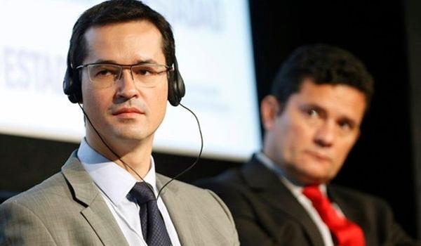 vaza jato the intercept brasil sergio moro deltan dallagnol lava jato corrupcao lula politica