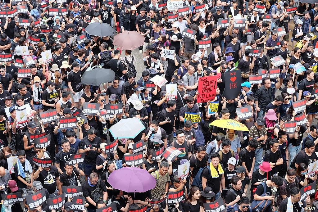 protestos em hong kong china política ásia democracia internacional
