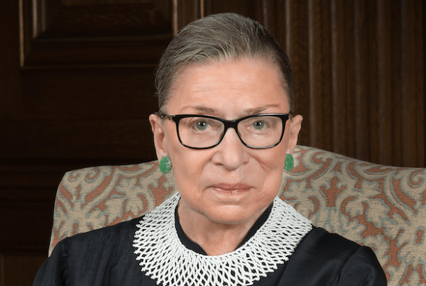 suprema corte dos EUA ruth bader ginsburg donald trump joe biden