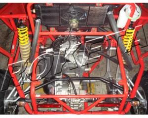 Wholesale 250cc Go Kart Roketa GK06 mefast